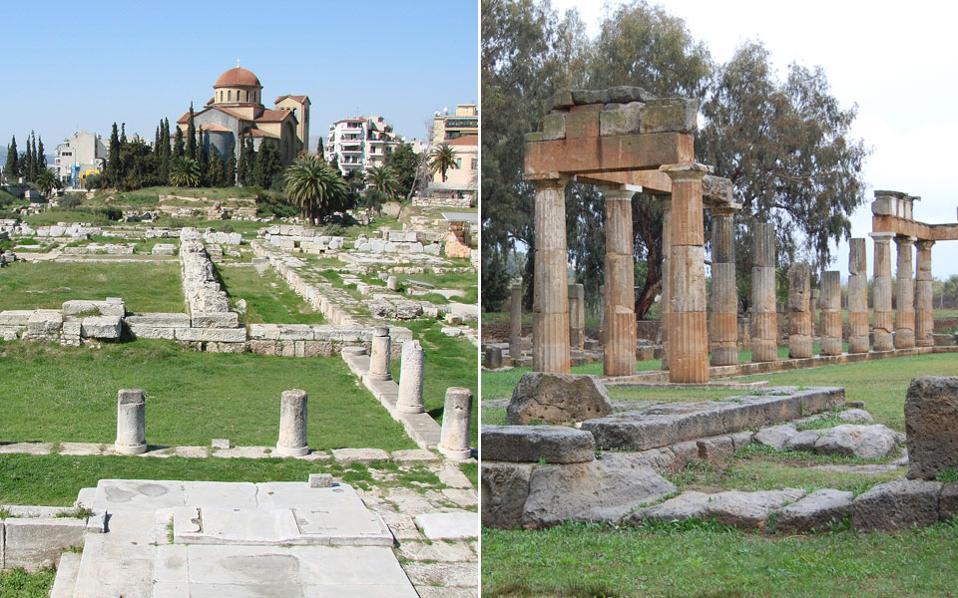 Oι αρχαιολογικοί χώροι του Κεραμεικού και της Βραυρώνας ήταν οι πρώτοι που επιλέχθηκαν για το πιλοτικό σχέδιο σύμπραξης δημόσιου και ιδιωτικού τομέα.