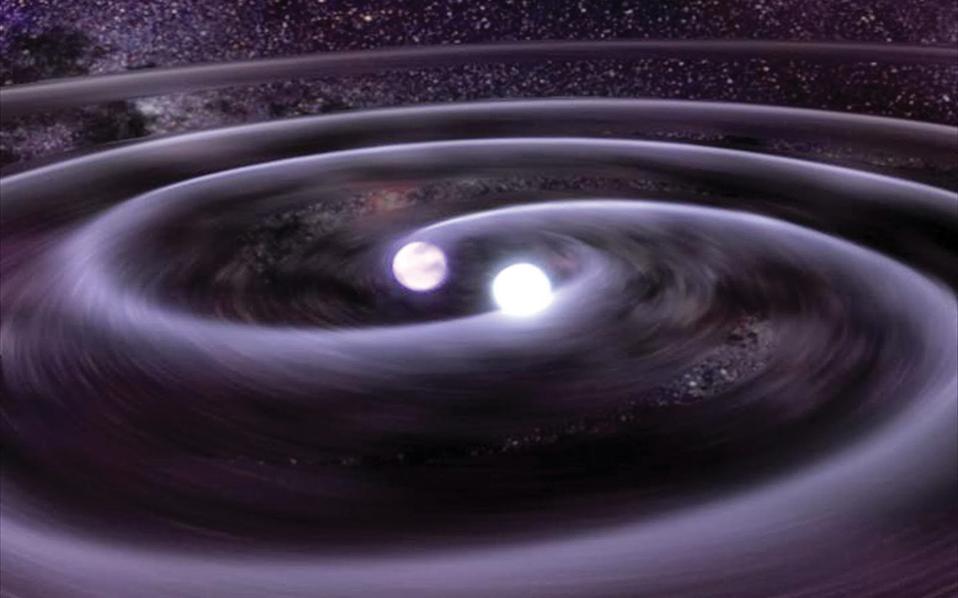 Καταστροφικά κοσμικά φαινόμενα θα πρέπει να εκπέμπουν κύματα βαρύτητας στο Διάστημα με ταχύτητα ίση με την ταχύτητα του φωτός.