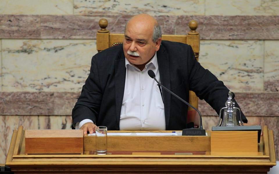 Ν. Βούτσης για Σκοπιανό: Δεν τίθεται θέμα δημοψηφίσματος | ΠΟΛΙΤΙΚΗ