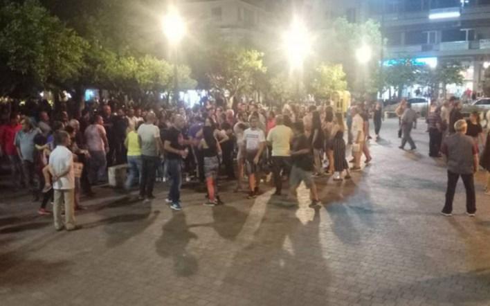 Αγρίνιο: Σοβαρά επεισόδια στην πορεία μνήμης για τον Παύλο Φύσσα