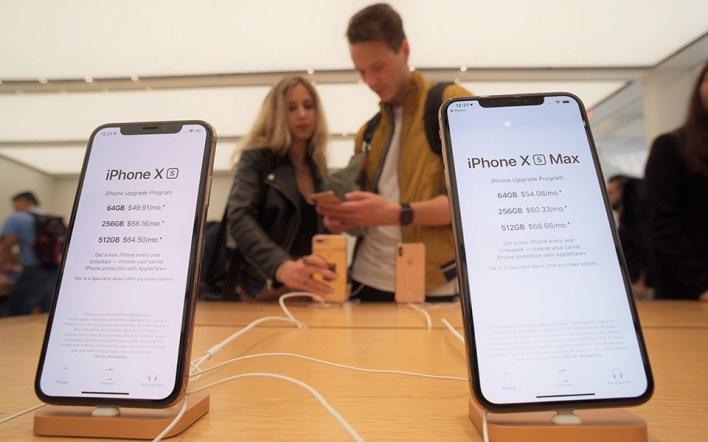 Νέο ρεκόρ στις πωλήσεις του iPhone Χs στην Ελλάδα