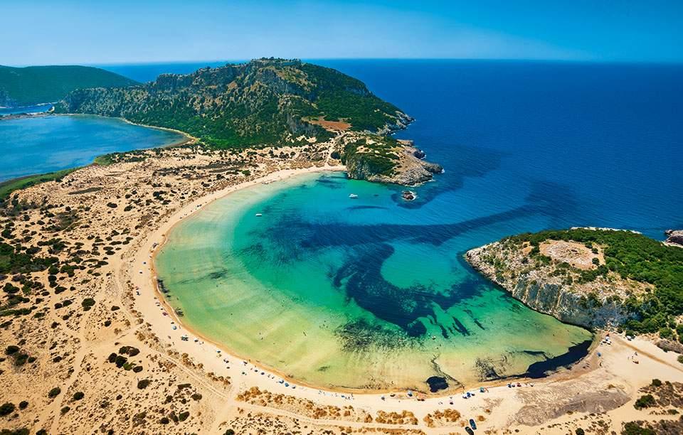 voidokilia_011_-thumb-large Πέντε ελληνικές παραλίες στη λίστα με τις 40 καλύτερες στην Ευρώπη