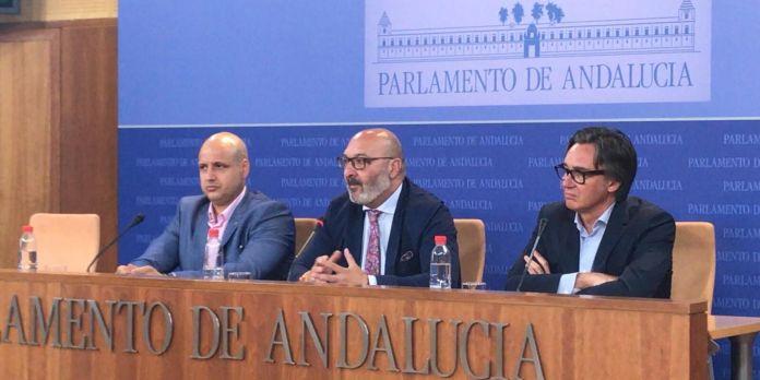 Vox anuncia una enmienda a la totalidad de los presupuestos andaluces -  Libre Mercado