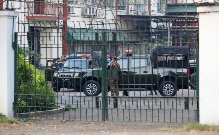 Golpe de Estado en Birmania: el Ejército detiene a Suu Kyi y a miembros del  Gobierno - Libertad Digital