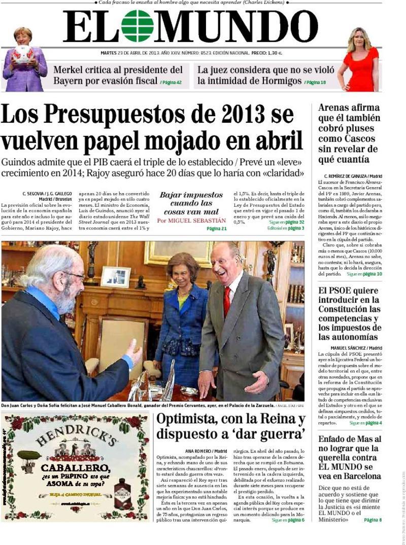 'El Mundo'