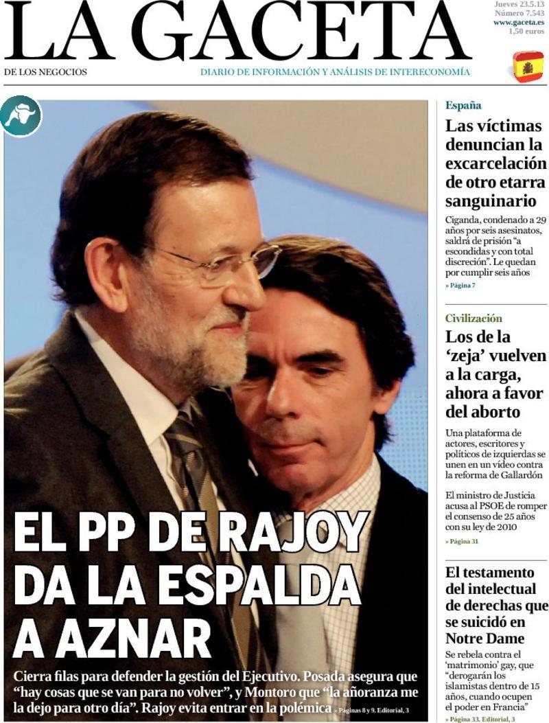 'La Gaceta'