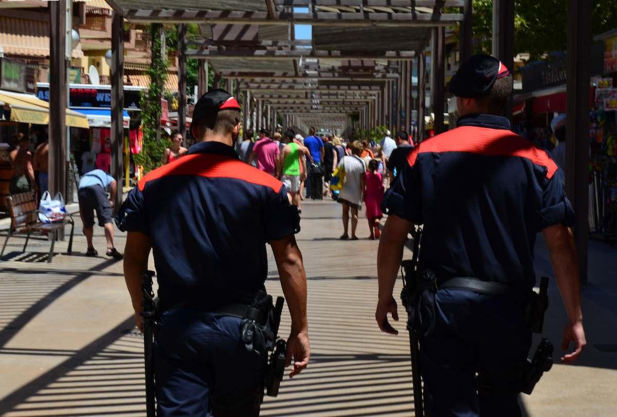 Resultado de imagen de mossos de escuadra