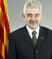 El presidente del Gobierno autonómico catalán, Pasqual Maragall.