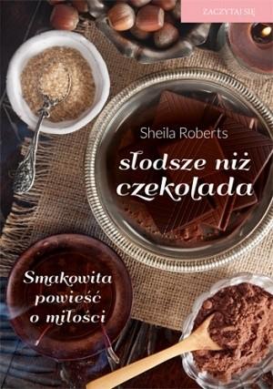Okładka książki Słodsze niż czekolada