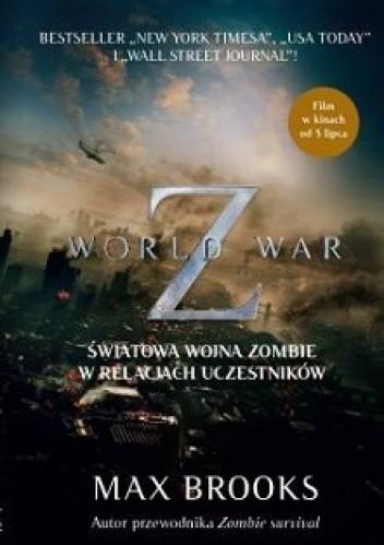 Okładka książki World War Z