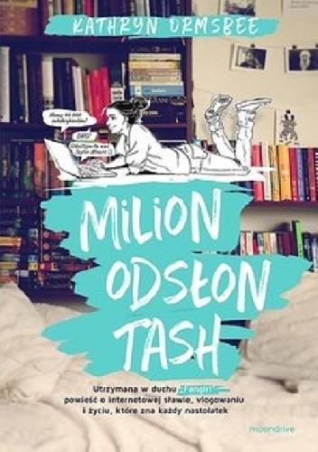 Okładka książki Milion odsłon Tash