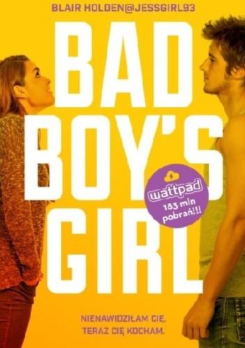 Okładka książki Bad Boy's Girl