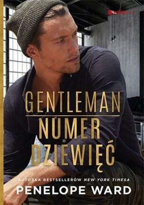 Gentelman numer dziewięć, Penelope Ward, Editio Red, literatura kobieca, romans, erotyk