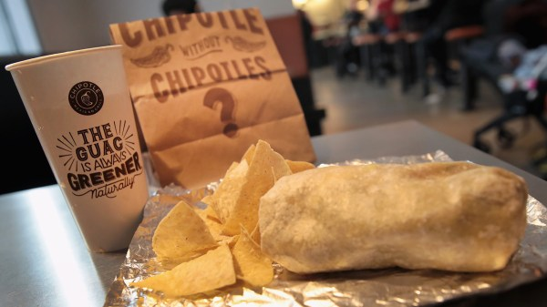 Chipotle stock climbs after earnings beat