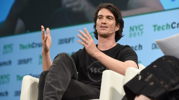 WeWork accepts SoftBank takeover, pushing out co-founder Adam Neumann