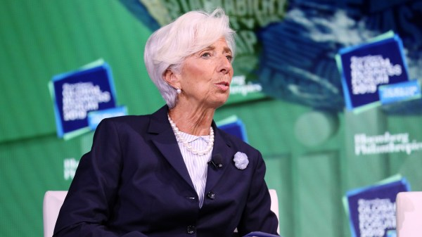 Christine Lagarde says Trump is hurting global economic stability