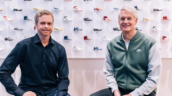 Nike, ServiceNow and SAP CEOs play a game of musical chairs