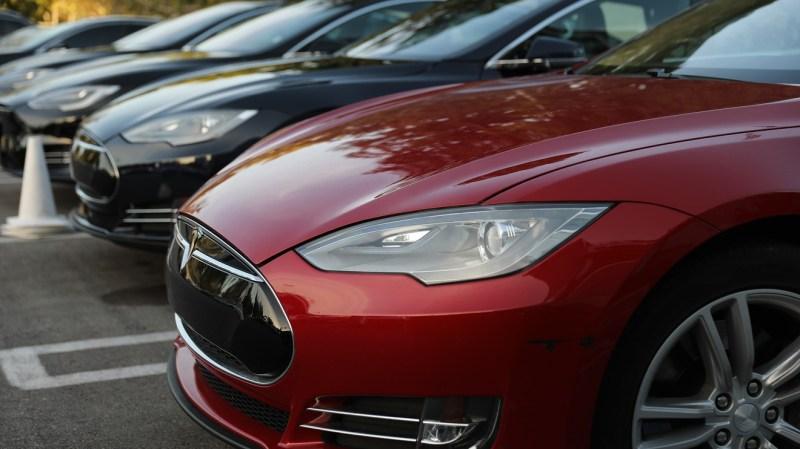 Tesla stock rallies 17% after surprise quarterly profit