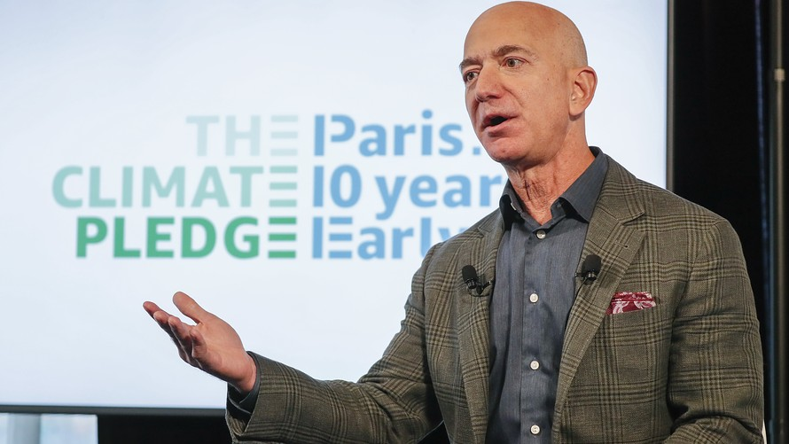Amazon has 'ambitious but achievable' plan to hit Paris climate ...