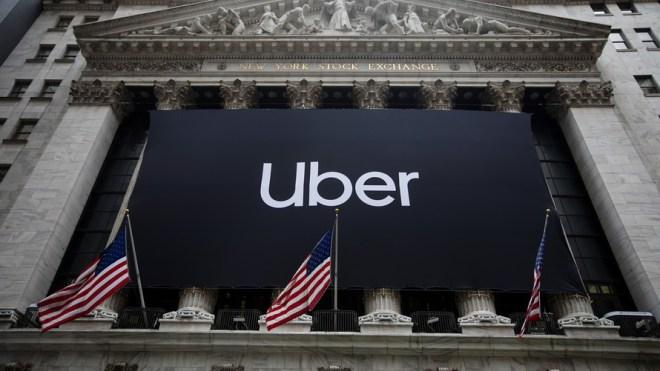 Image result for uber stock