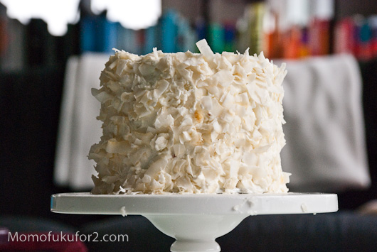 Coconut Cake with Coconut Swiss Meringue Buttercream   Cooking     May