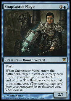 Image result for mtg Snapcaster