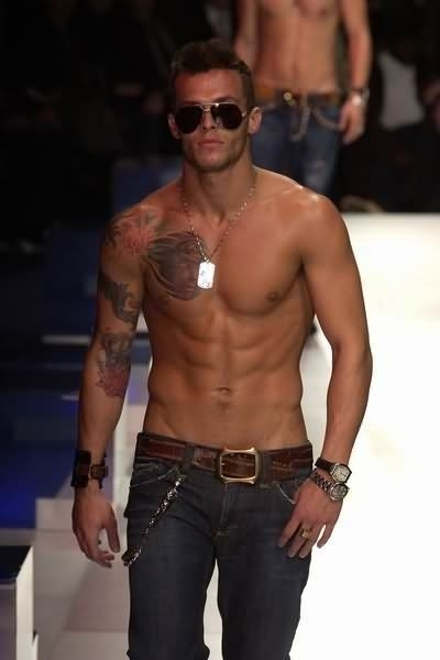 Hot Guy Fashion Show