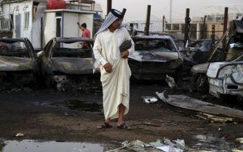 Τουλάχιστον 24 νεκροί σε εκρήξεις που συγκλόνισαν τη Βαγδάτη
