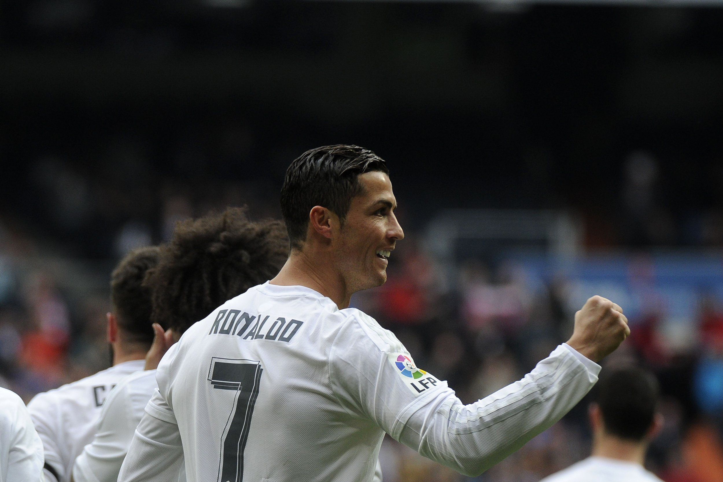 Ronaldo Real Madrid 2016