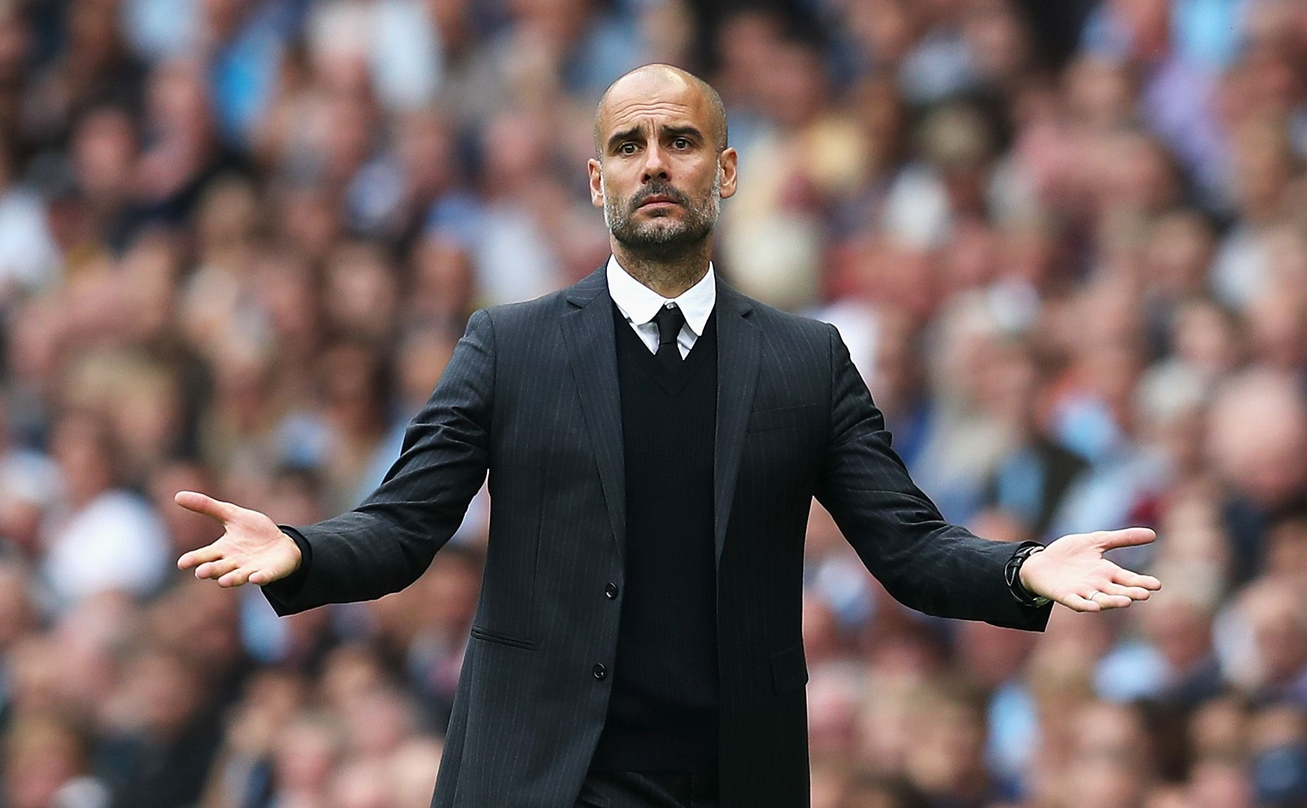 Pep Guardiola Hit With Major Transfer Blow Ahead of Manchester Derby
