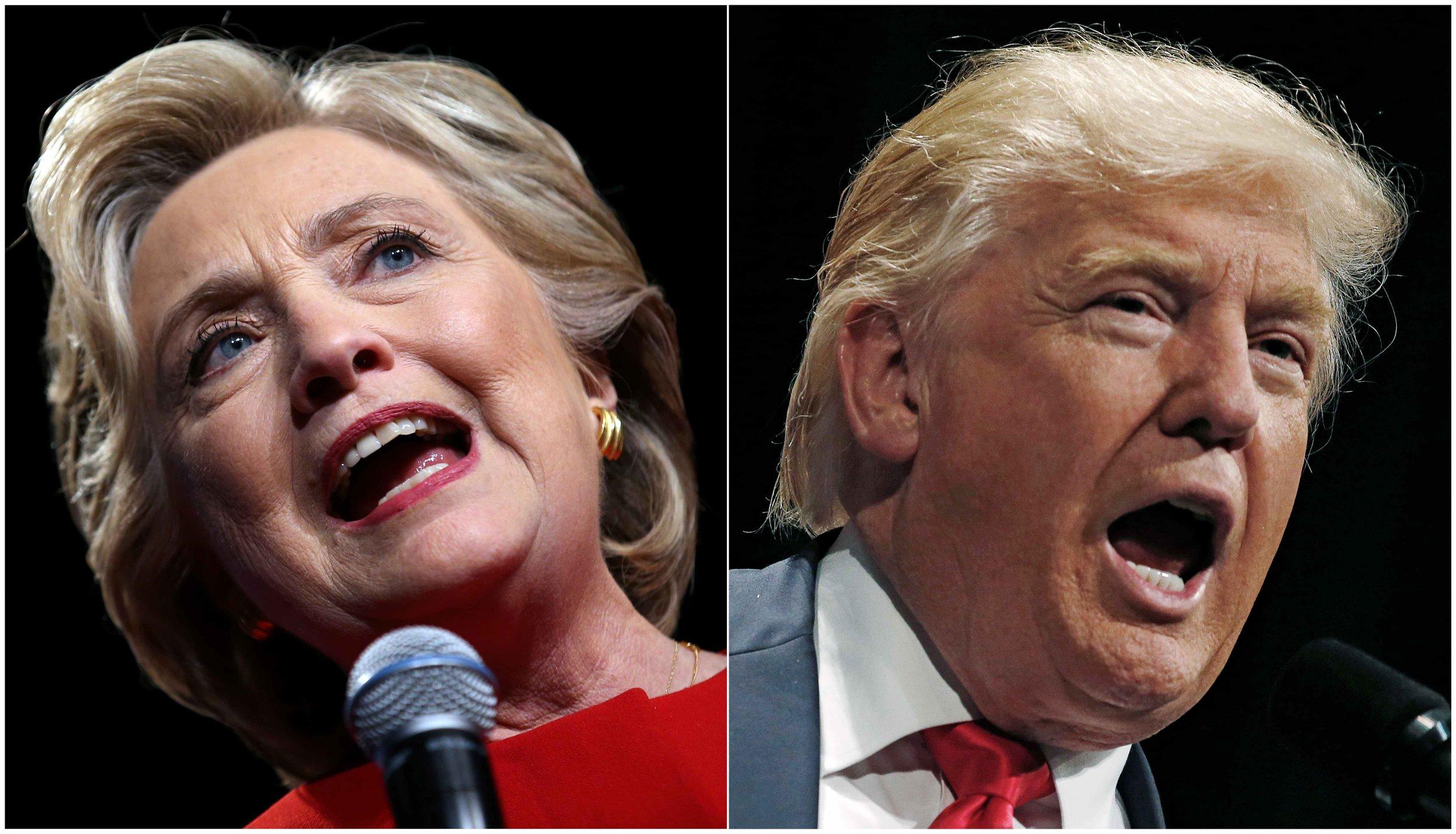 Presidential Election Polls For November 6