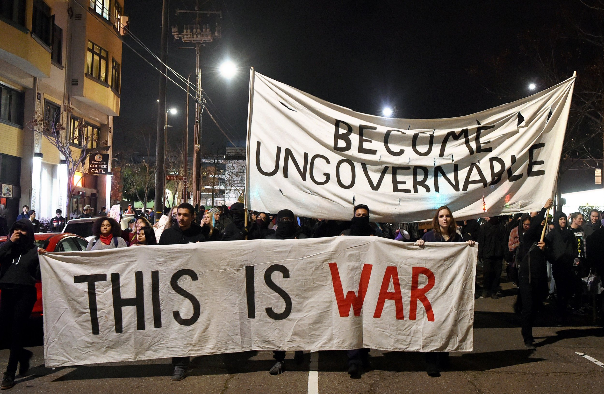Billedresultat for berkeley riots
