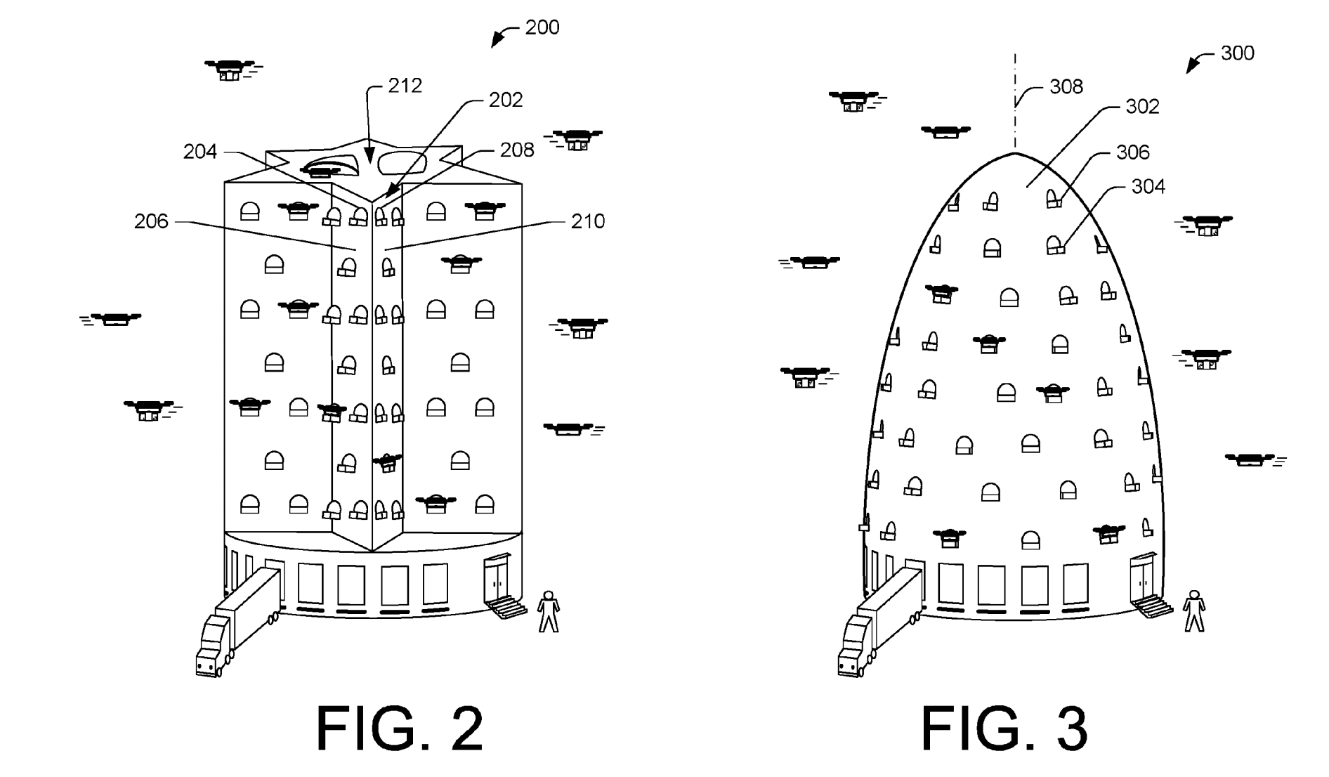 The Future Of Retail Amazon Has Patented Drone Delivery