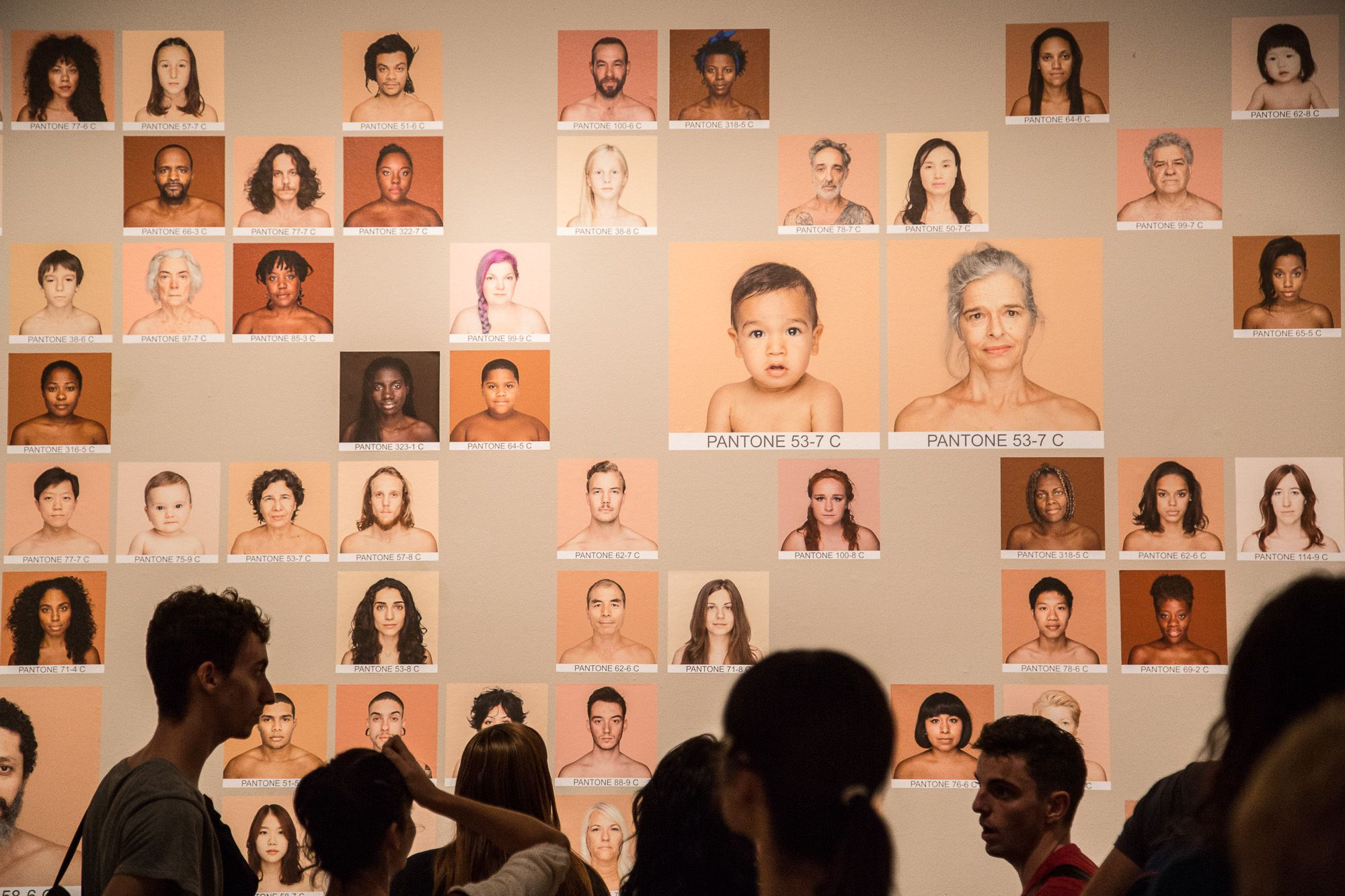 Meet The Woman Making A Point About Race By Photographing