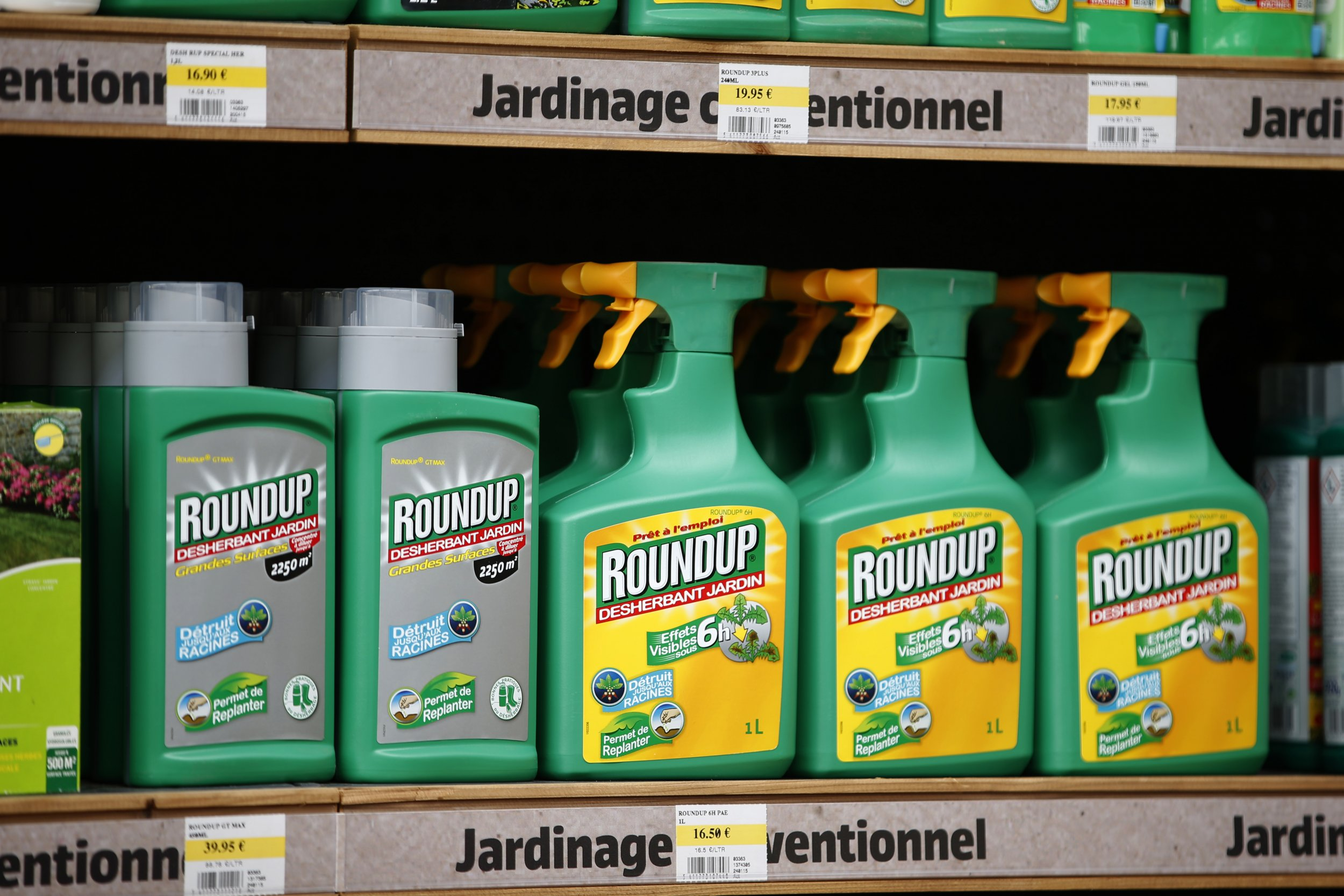 The Fda Will Begin Testing Food For Glyphosate The Most