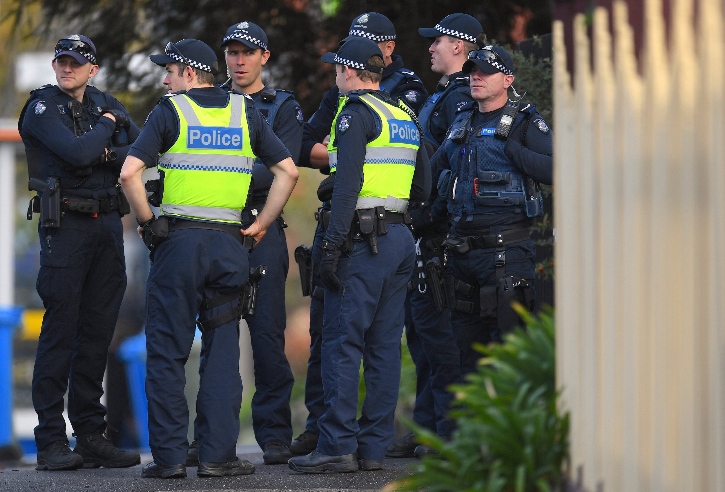 Australia Police To Get Greater Powers To Use Lethal Force