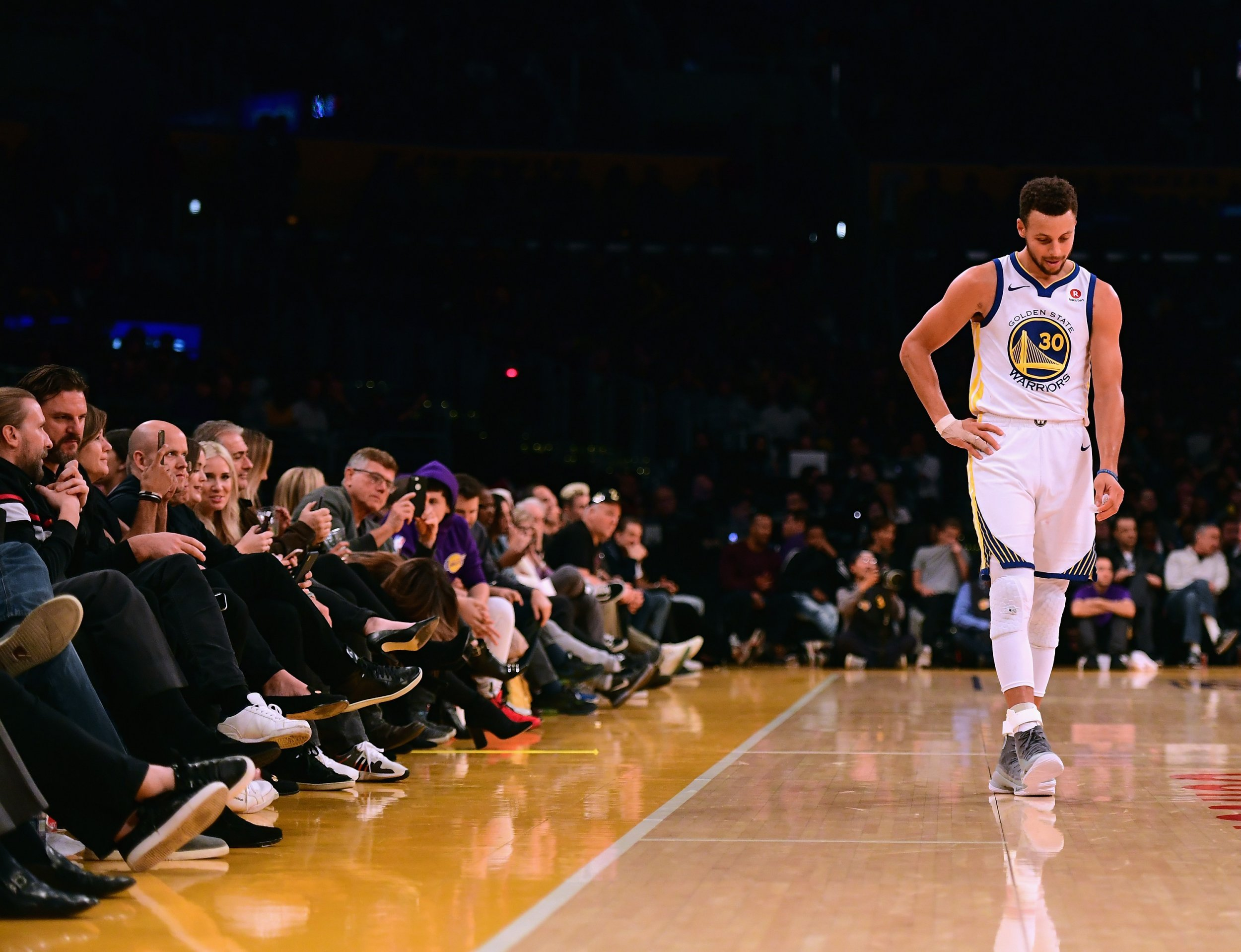 Stephen Curry Injury How Many Games Will Warriors Star
