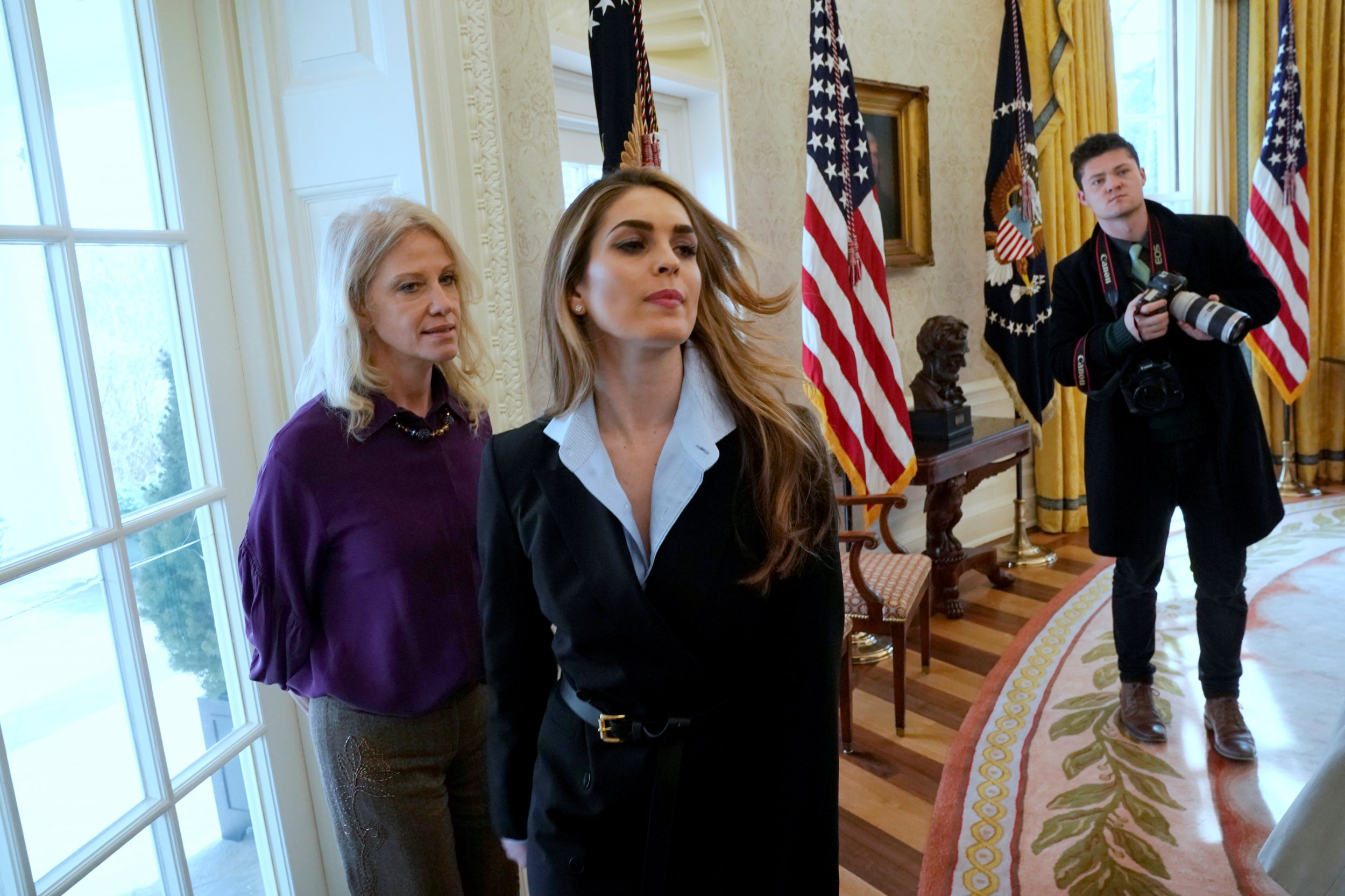 Hope Hicks Named By GQ Magazine As Most Powerful Person In