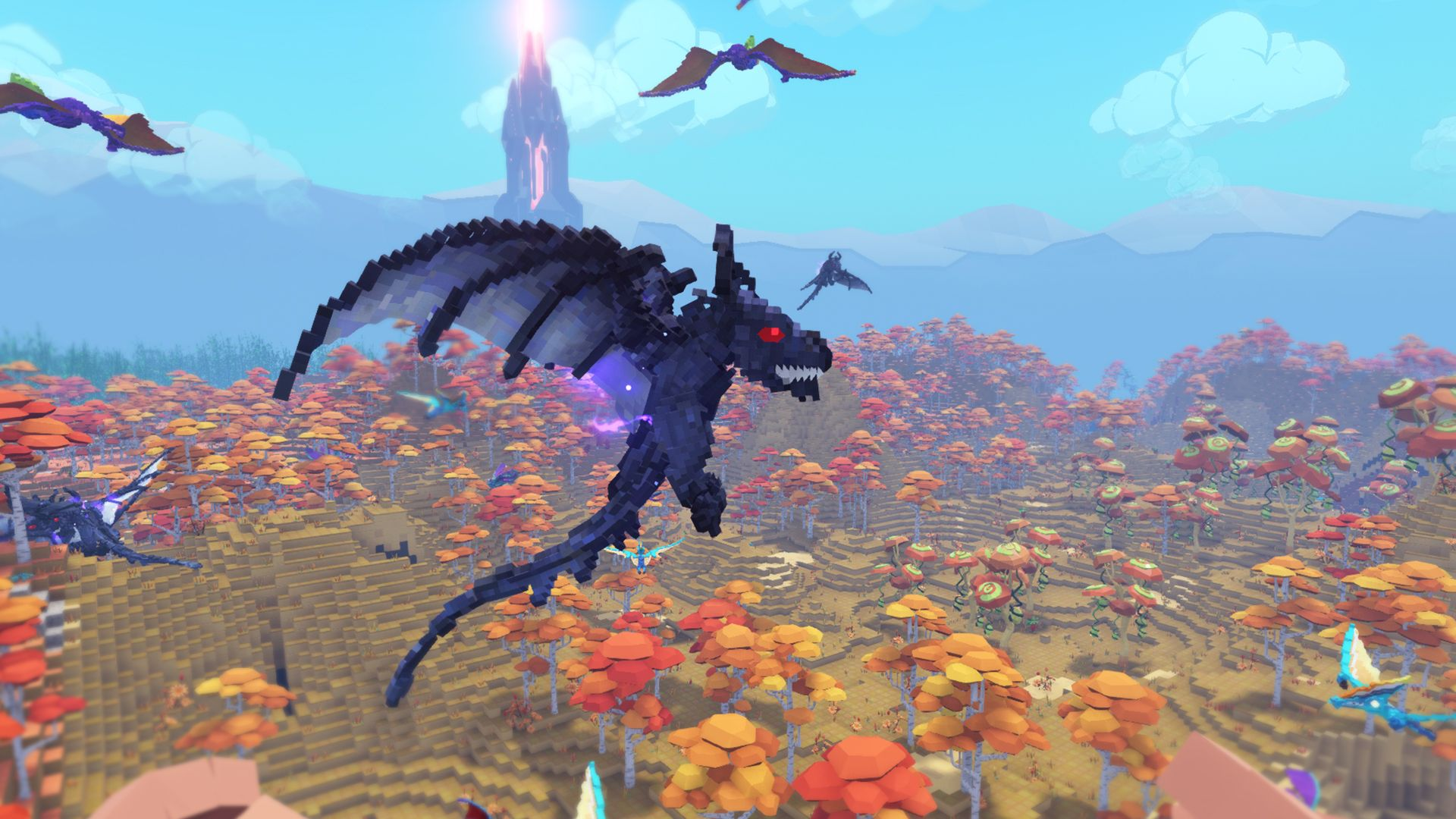 PixARK Producer Talks Creating Gameplay With Quests Mods Amp Magic