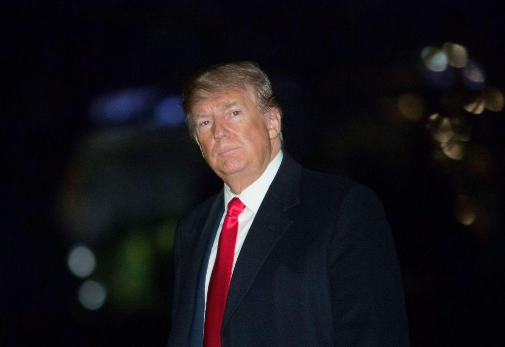 Trump Denies Eyeing Hiring Of Bill Clinton Impeachment Lawye