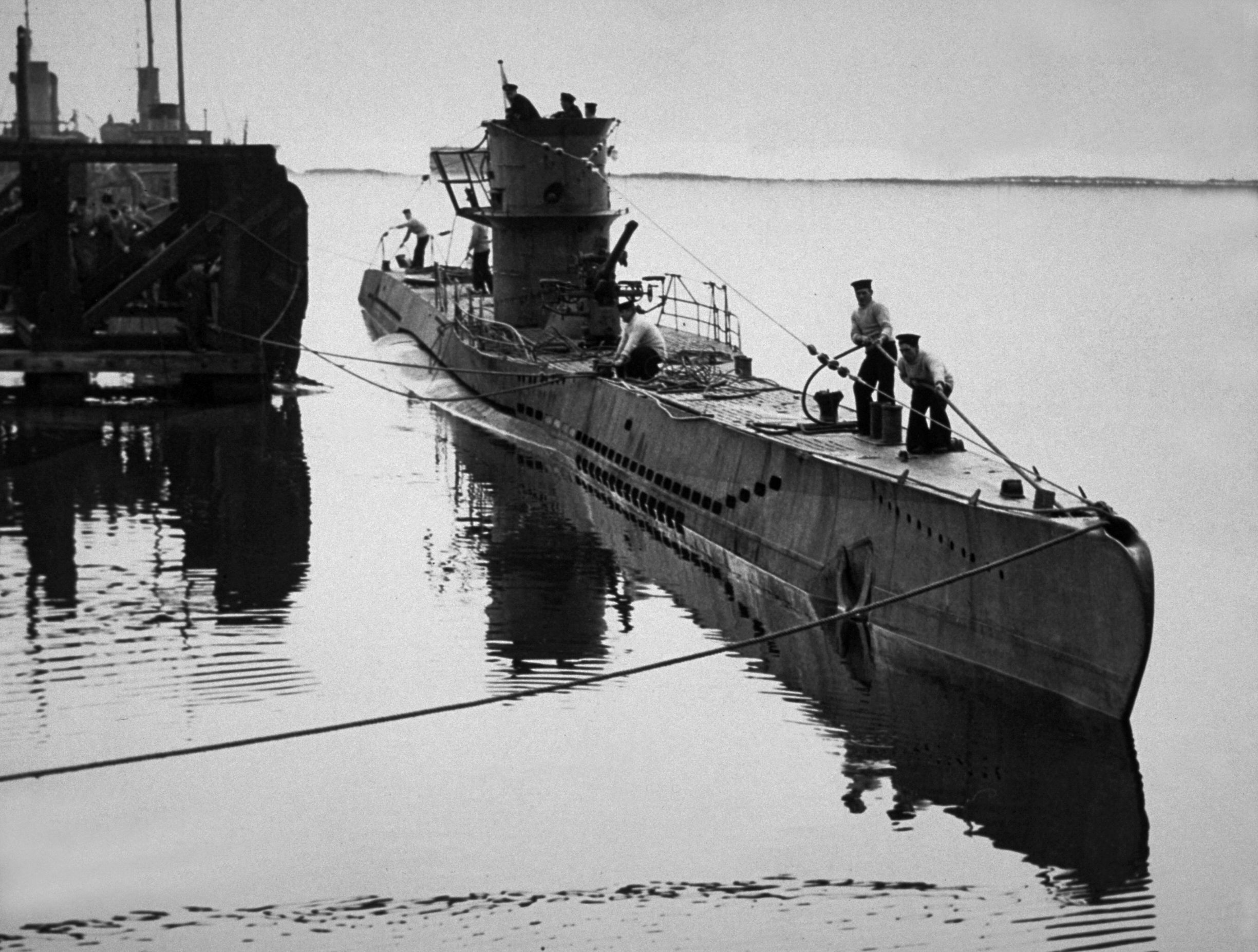 Submarine At Center Of South America Nazi Conspiracy Theories Finally Found In Denmark