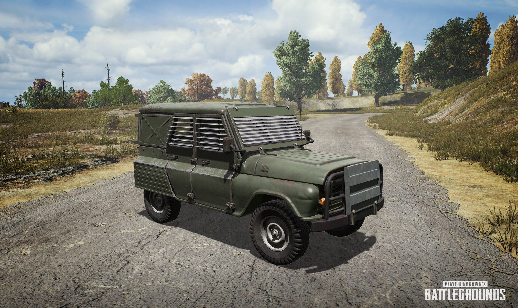 PUBG Metal Rain Event Adds Special Vehicle Dates