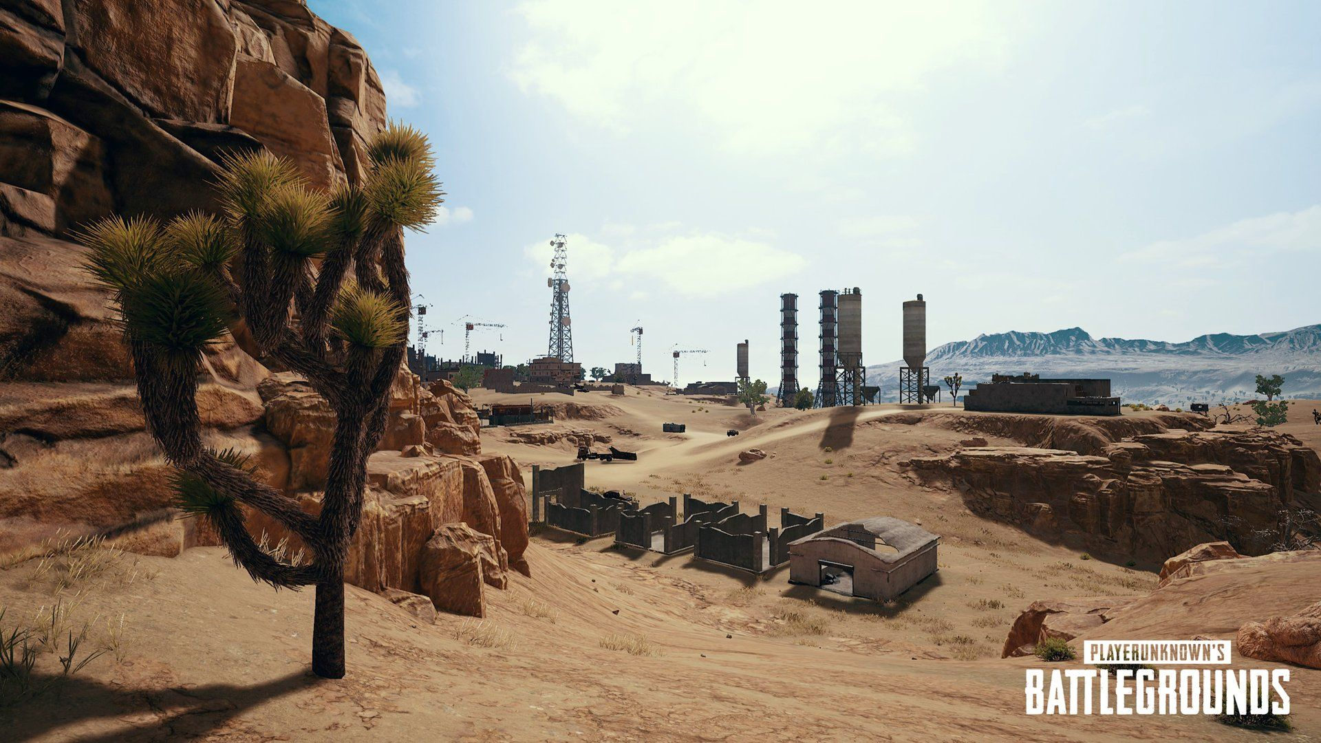 PUBG Test Server Update Adds Map Selection SLR Amp New Car Patch Notes