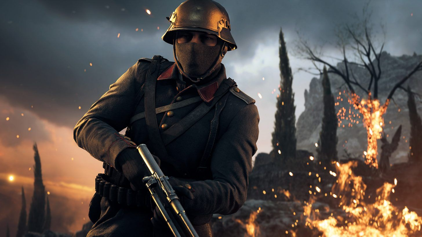 Battlefield 1 Weapons Crate Update 123 Patch Notes Now