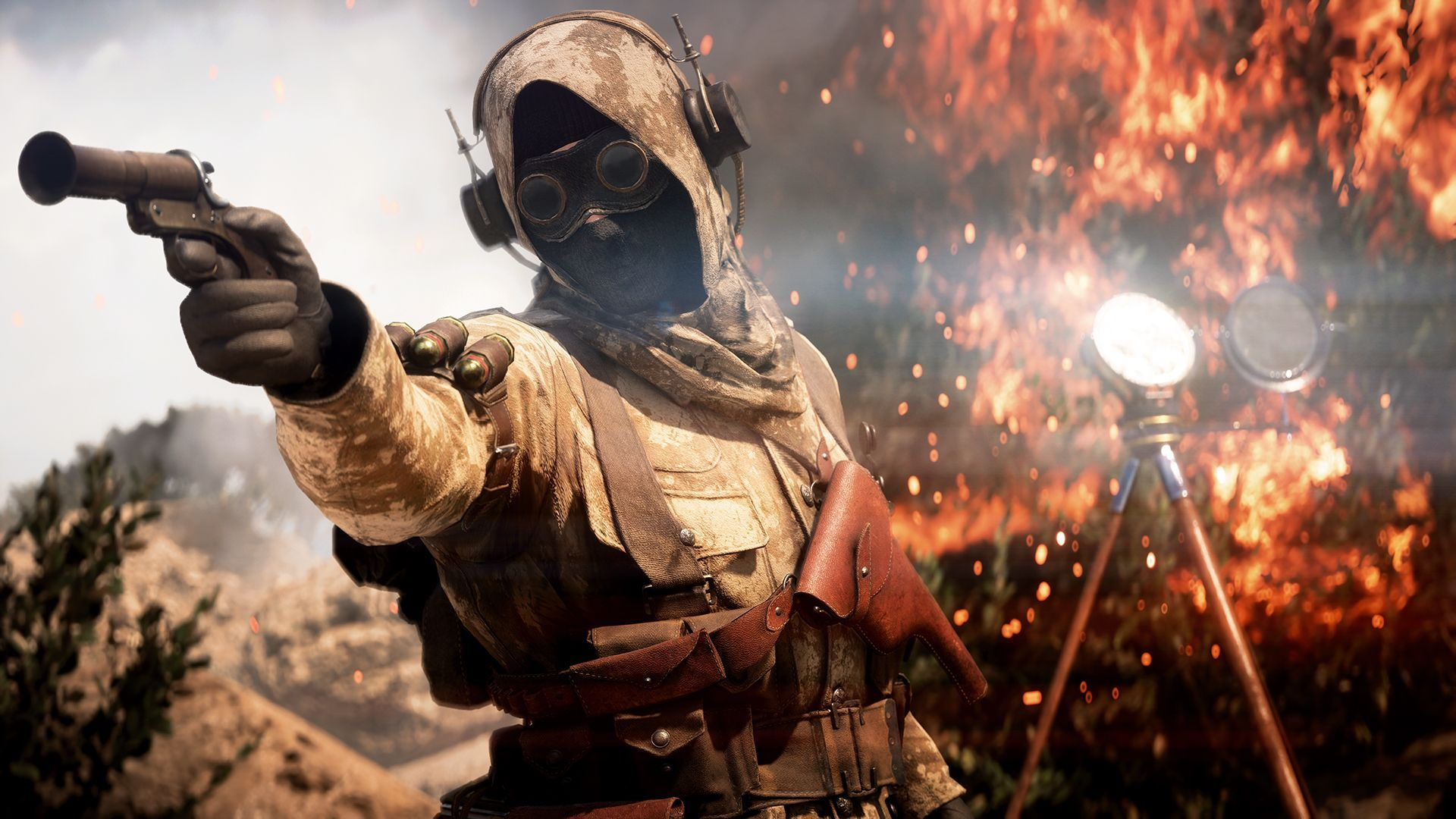 Battlefield V Has Both Single Player And Multiplayer Modes