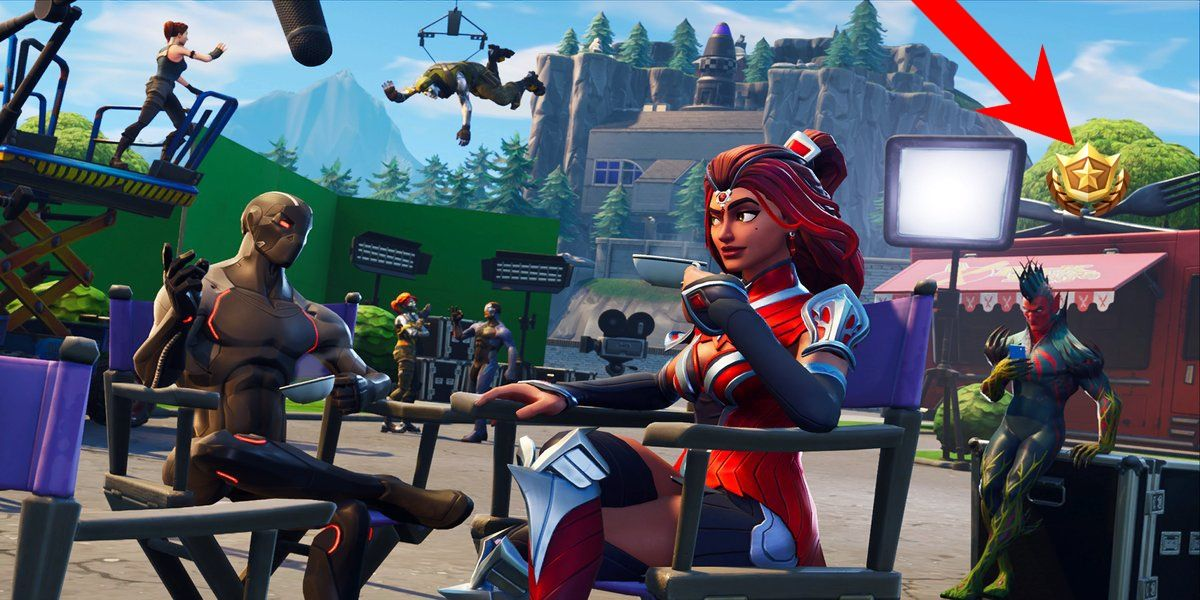 Fortnite Week 6 Free Tier Location Amp Blockbuster