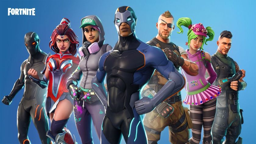 'Fortnite' for Nintendo Switch Released During E3 Direct - 1280 x 720 jpeg 137kB
