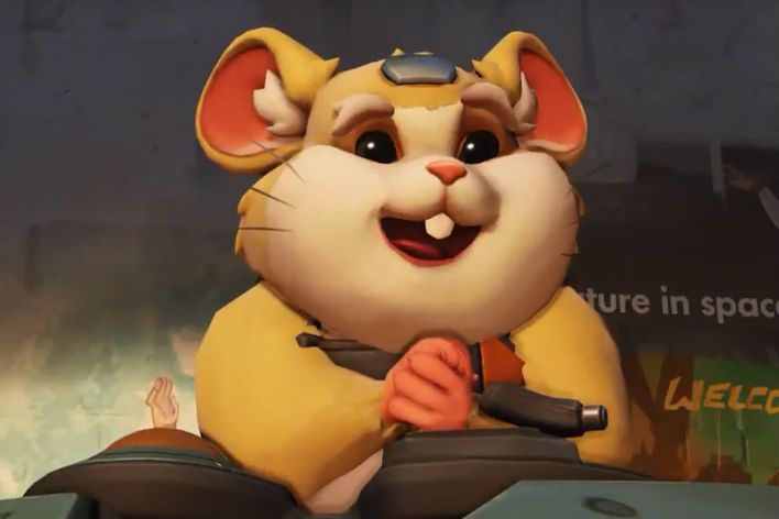 Overwatchs New Character For 2018 Is Here And The 28th Hero Is A Hamster