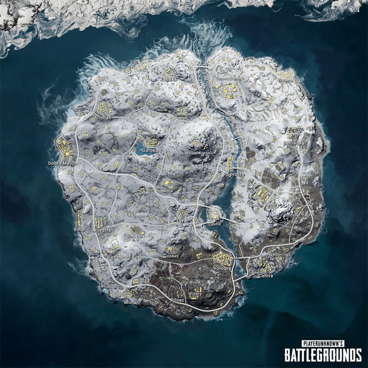 PUBG PTS Update Adds Vikendi Amp G36C On Xbox One Amp PS4 Patch Notes