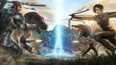 Survival Evolved On Steam Ark
